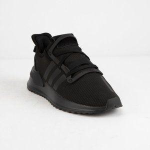 New ADIDAS U_Path Run Core Black Boys Shoes